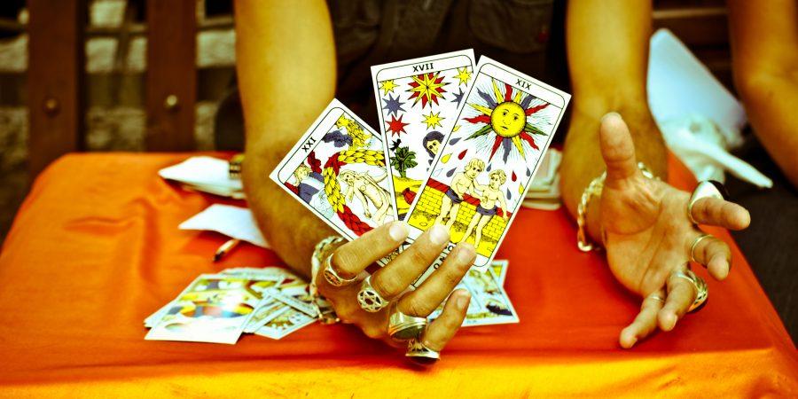 Psychics and Tarot Cards - TarotReading co