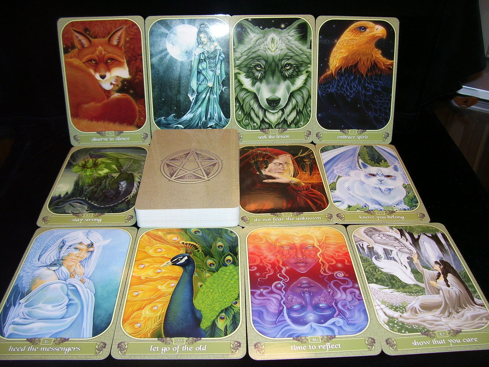 What Are Oracle Cards
